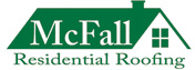 McFall Roofing Logo